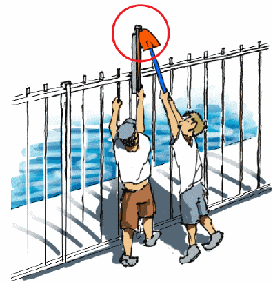 Townsville All Pool Fence Safety Inspections Safety Certificates Pool Fence Inspections